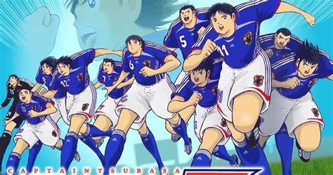 Dvd Anime Captain Tsubasa Road To 2002 Sub Indo Eps 1 End Captain Tsubasa Road To 2002 Dubbing Indonesia