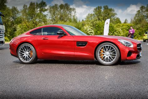 pink mercedes amg driven mercedes benz amg gt s review