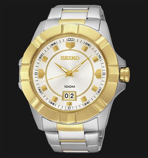 jual jam tangan pria seiko original surp fossil gc