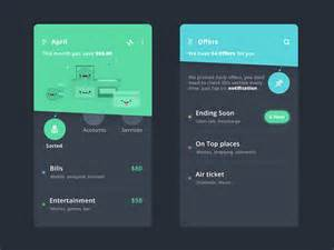 user interface design inspiration 54 ui design examples