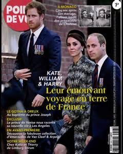 couverture du magazine point de vue en kiosque jeudi 7