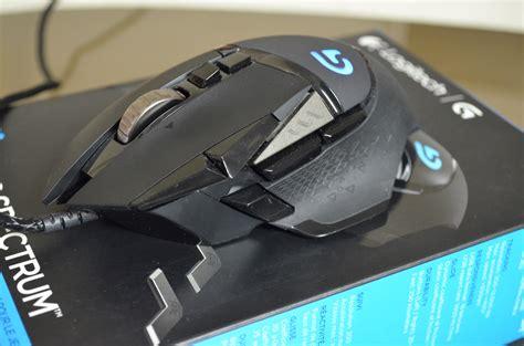 Mouse Logitech G502 Proteus Spectrum Rgb Gaming Mouse logitech g502 proteus spectrum rgb tunable gaming mouse