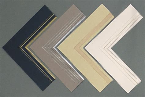 Mats For Framing Pictures by Liners Mats Oliver Brothers Custom Framing