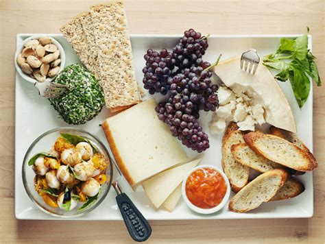 a summer cheese plate sprouted kitchen