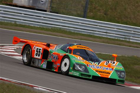 mazda 787b restored returning to le mans for 20th