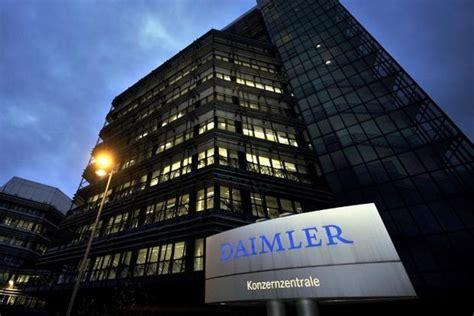 Daimler Bewerben Stuttgart Daimler And Nissan To Invest 1 36 Billion To Develop