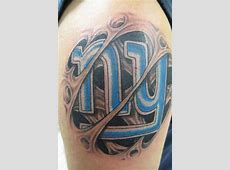 new york giants tattoos images - Google Search | New York ... American Football Tattoos Designs
