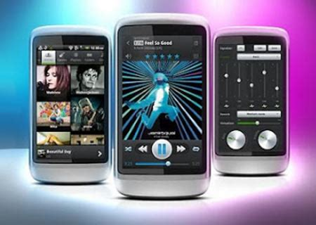 best android mp3 player 7 best android mp3 players techshout