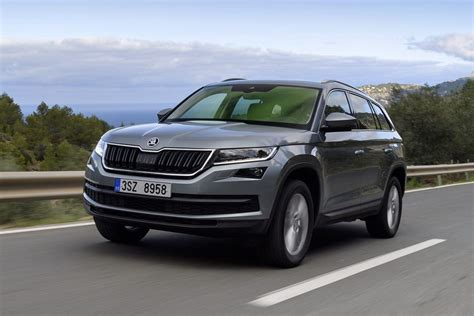 skoda kodiaq dimensions skoda kodiaq 2 0 tdi 150 2016 road test road tests