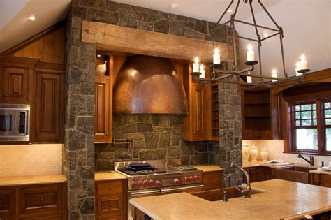 stone kitchen ideas 20 natural kitchen design with stone wall baytownkitchen com