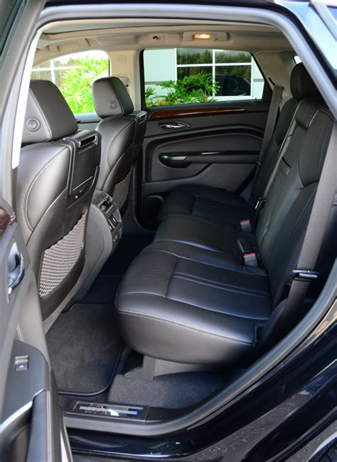 Cadillac Srx Seats How Many 2012 Cadillac Srx Awd Premium Review Test Drive