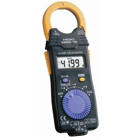 Meter Hioki Hioki Digital Cl Meter 3280 10f Multimeters Cl