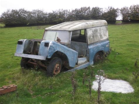 ranch land rover abandoned landrover leigh farm 169 roger cornfoot cc by sa