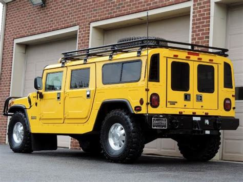 2000 am general hummer top stock 189362 for sale