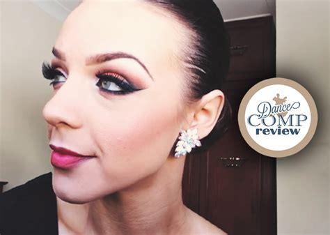 tutorial makeup dance quot orange blend quot dance makeup tutorial dance comp review