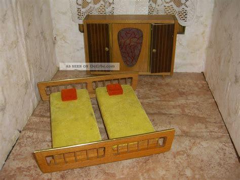 schlafzimmer 60er jahre puppenstubenm 246 bel m 246 bel f 252 r die puppenstube