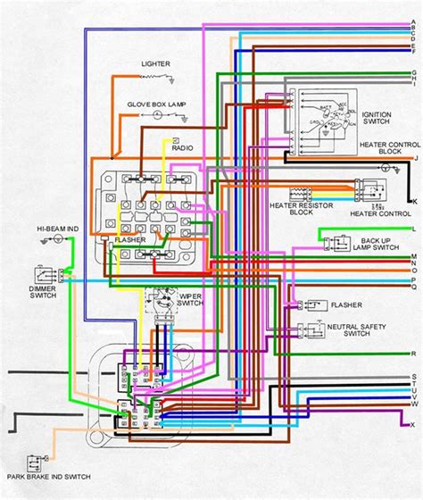 painless wiring harness diagram gm 68 firebird wiring