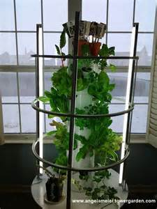 hydroponic tower garden sprawlstainable vegetable garden