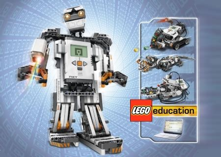 Download Lego Mindstorms Education Nxt Software 2 1