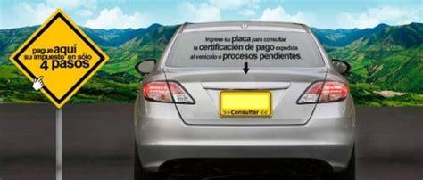impuesto vehicular gobernacion de antioquia abc econom 237 a 187 vence plazo para pagar el impuesto