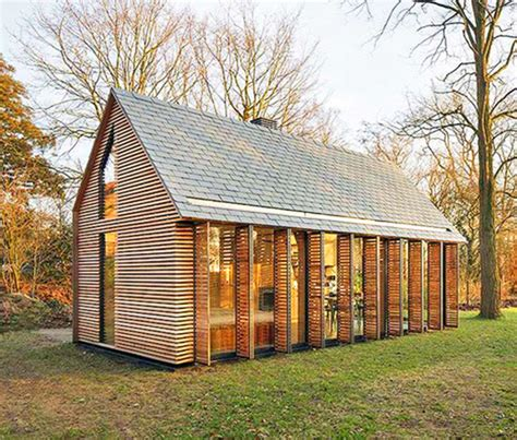 Efficient Floor Plans this tiny dutch garden house was turned into a gorgeous