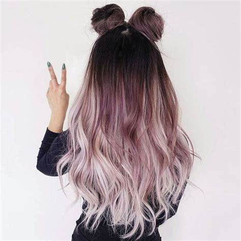 hairstyles to hide dyed hair hairstyles dyed 25 unique dyed hair ideas on pinterest