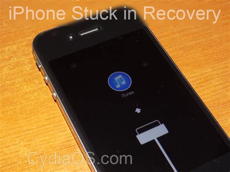 my iphone is frozen how to fix an iphone 4s stuck in recovery mode loop
