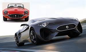 Electric Car Conversion Jaguar Look What The Bright Sparks At Jaguar Come Up With