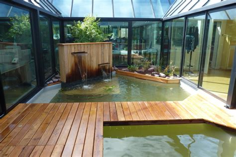 maison avec patio central le de philippe crespel paysagiste