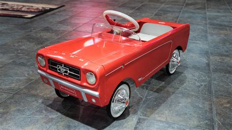 mustang pedal car lot h35 kissimmee 2017 mecum auctions