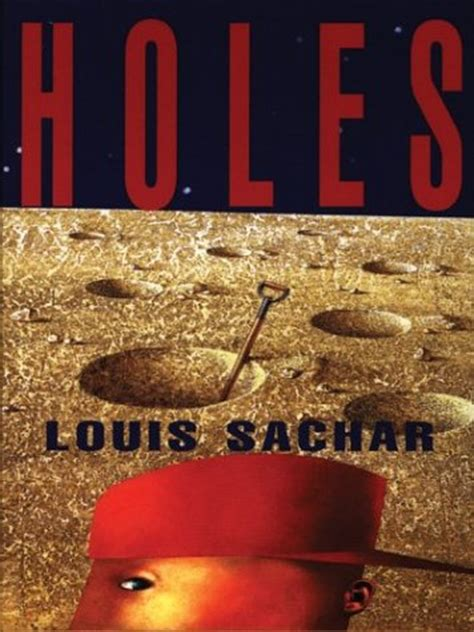 holes book pictures 467 writers second book review holes by louis sachar