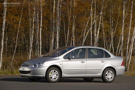 peugeot sedan peugeot 307 sedan specs 2006 2007 2008 autoevolution