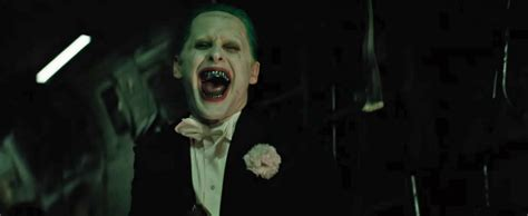 Jared Leto Dons A Tuxedo As The Joker In Squad Iphone jared leto joker freaks cast out