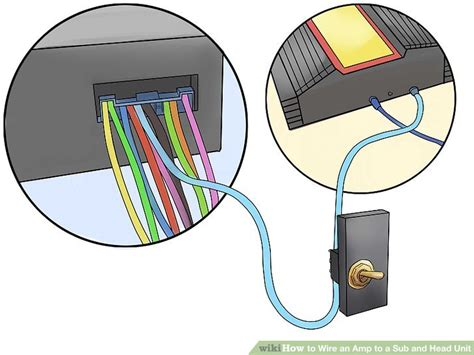 wiring diagram for and sub wiring diagram