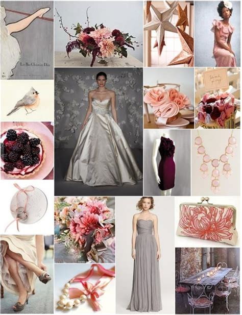 inspiration board for potential venue change indoors