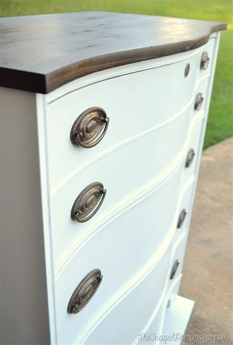 Veneer Dresser Makeover by Dresser Makeover How To Fix Chipped Veneer Deal With