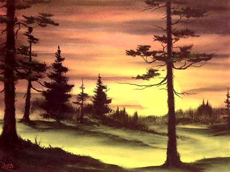 bob ross painting most expensive bob ross paintings gallery ebaum s world