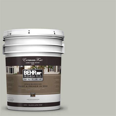 home depot behr ultra paint behr premium plus ultra 5 gal ul210 8 silver flat