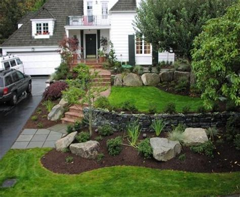 Front Entryway Landscaping Ideas Front Entry Landscape Installation Environmental Construction Inc