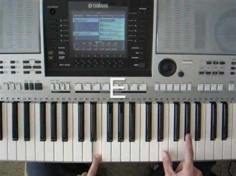 tutorial piano vivo por ella vivo por ella andrea bocelli piano tutorial youtube