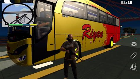 game android mod bus indonesia gta san andreas android hack mod bus indonesia youtube