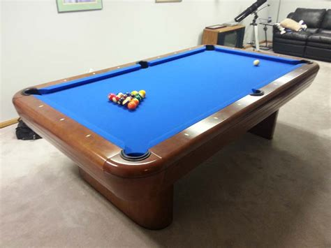 Pool Table Repair by 8 Brunswick Gibson