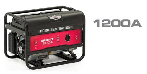 portable generators for home use briggs stratton power