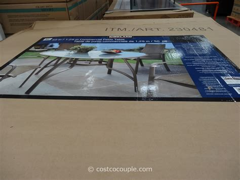 Costco Patio Tables Costco Patio Tables Home Design Ideas And Pictures