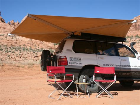 Eezi Awn by Eezi Awn Bat 270 Degree Awning Right Side