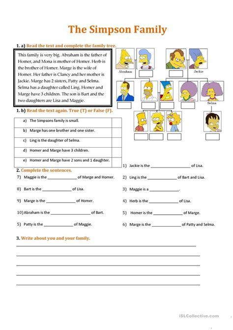 printable family tree esl esl family vocabulary worksheets pdf family worksheets