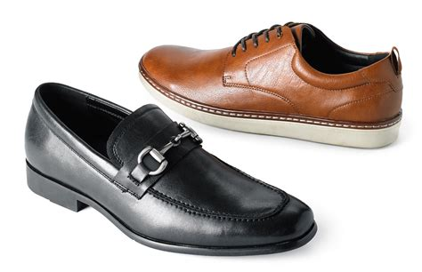 macys mens dress shoes wide bruin