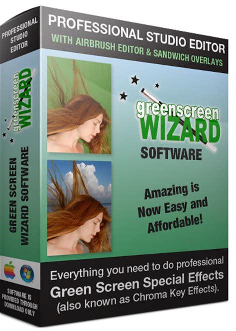 best chroma key software green screen wizard green screen software chroma key