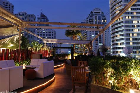 bangkok top bars the nest bangkok rooftop bar restaurant bangkok thailand asia bars restaurants