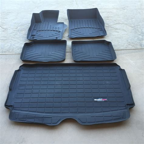 Weathertech Floor Mats For Sale by Fs Weather Tech Floor Mats Front Rear And Cargo